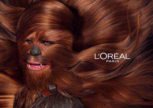Because Chewie\
