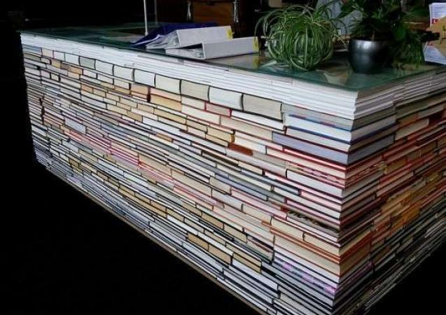 Save your old books