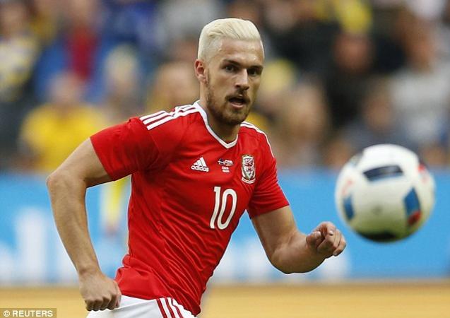 Wales - Aaron Ramsey