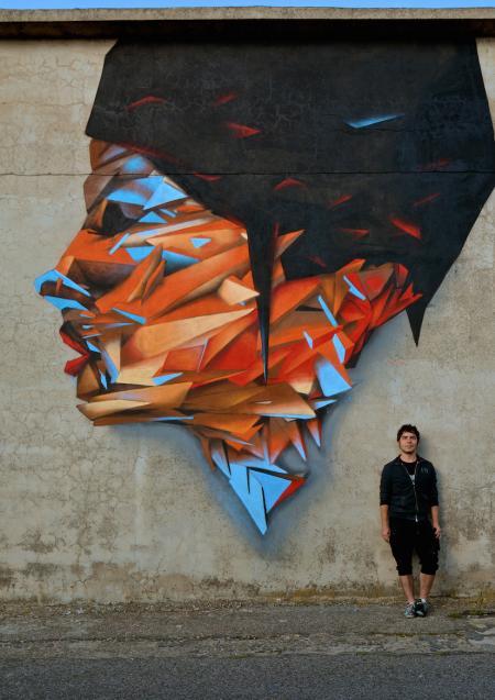 By Yama Ead in Sadali - Italy