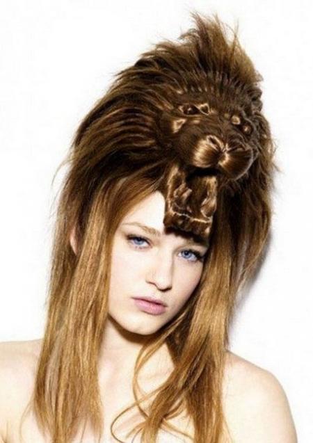 Lion - Nagi Noda