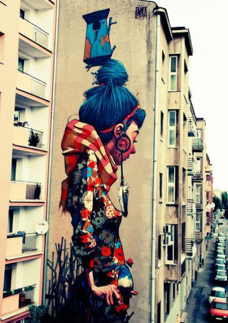 By Sainer from Etam Crew in Lodz Poland