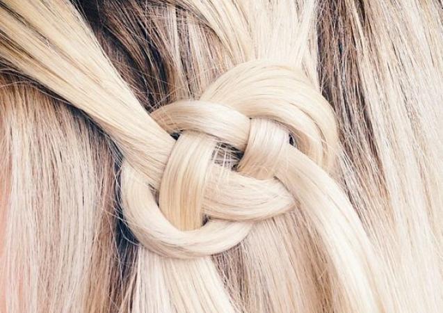 Celtic knot - see tutorial