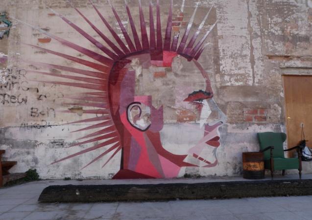 By Swampwood in Barcelona Spain