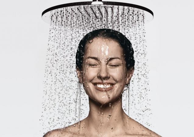 Hot water hang-ups