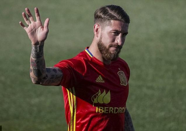 Spain - Sergio Ramos